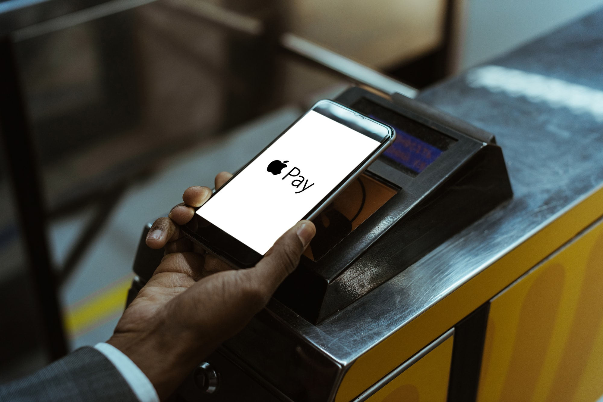 ApplePay example on mobile